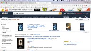 Amazon Kindle Search