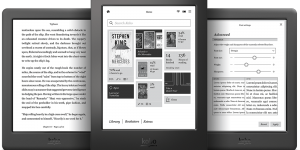 Kobo eBook readers