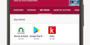 Google ebooks search mobile screenshot