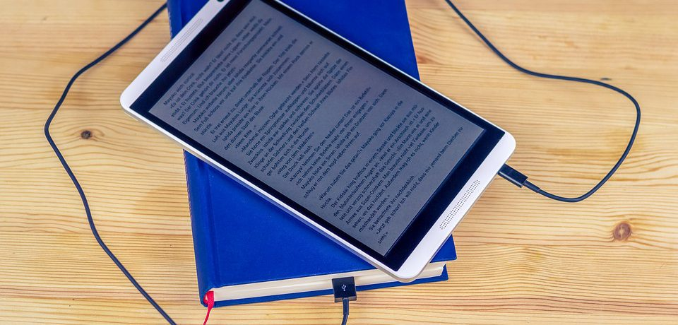 How to convert a PDF into an eBook