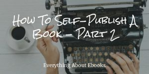 self-publish a book title