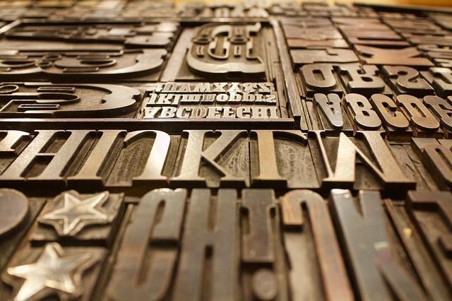 Typesetting Image