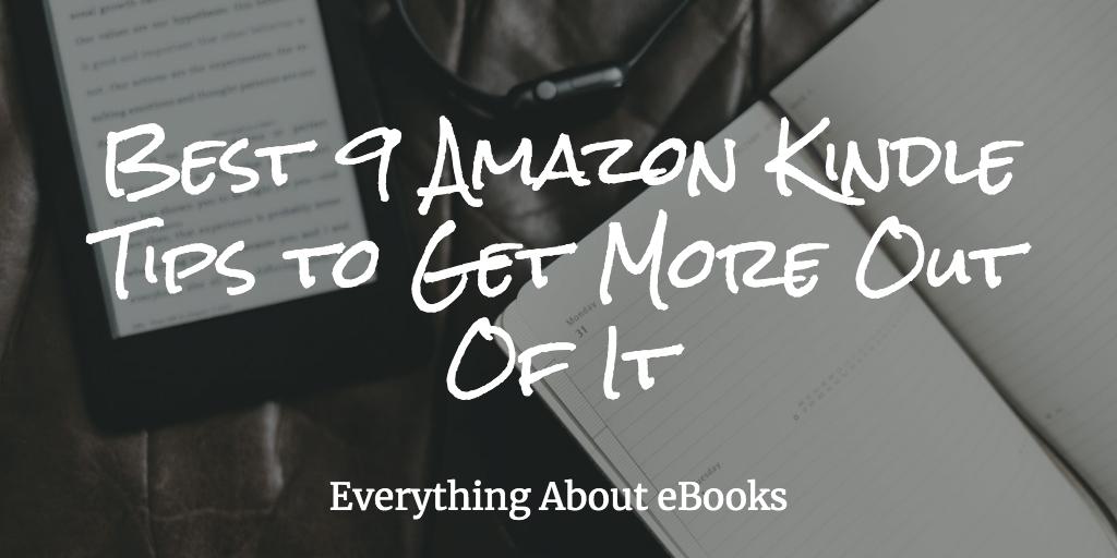 Best-9-Amazon-Kindle-Tips